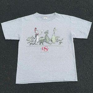 Vintage 1997 Dr. Seuss Suess Wear T-Shirt - Size L